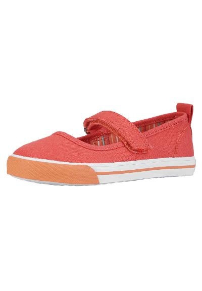 Barn sneakers Aida Soft Red