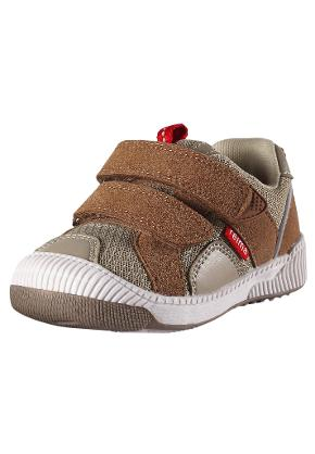 Toddlers' shoes Knappe Leather brown