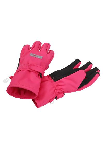 Waterproof gloves Pivo Candy pink