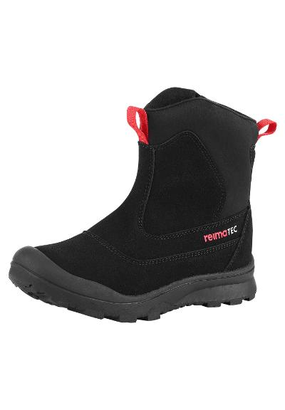 Kinder Winterschuh Chilkoot Black