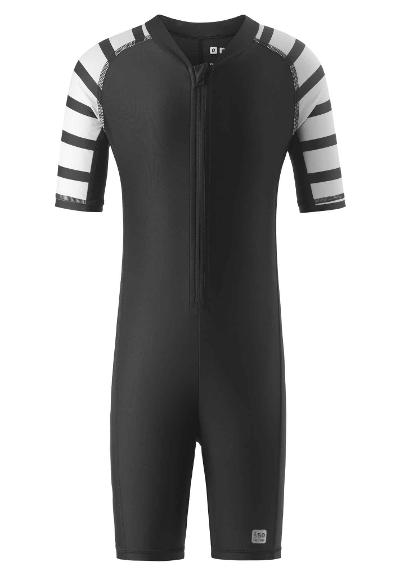 Kids' all-in-one swimsuit Galapagos Black