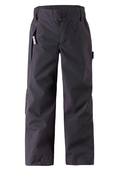 Kids' Reimatec® mid-season pants Timmi Graphite black