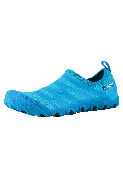 Kids' barefoot shoes Adapt Cyan blue