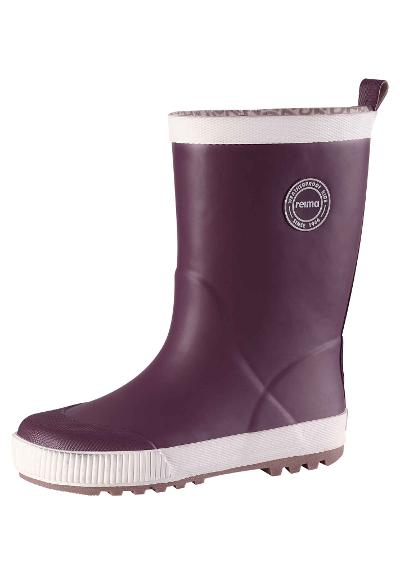 Kids' wellies Taika Deep purple