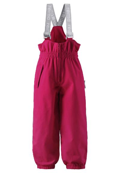 Toddlers' winter trousers Juoni Cranberry pink
