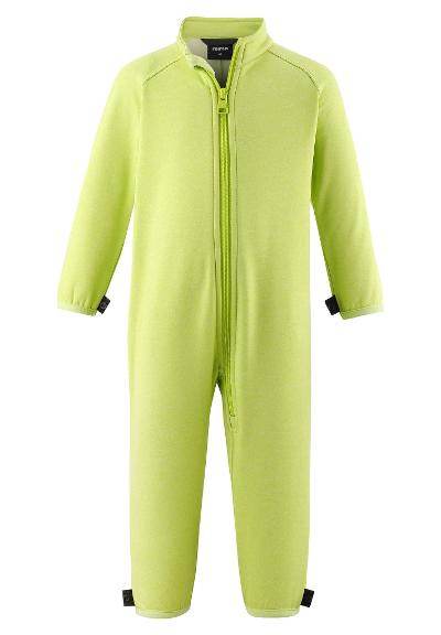 Kleinkinder Overall Oloisa Lime green