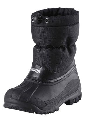 Kids' winter boots Nefar Black