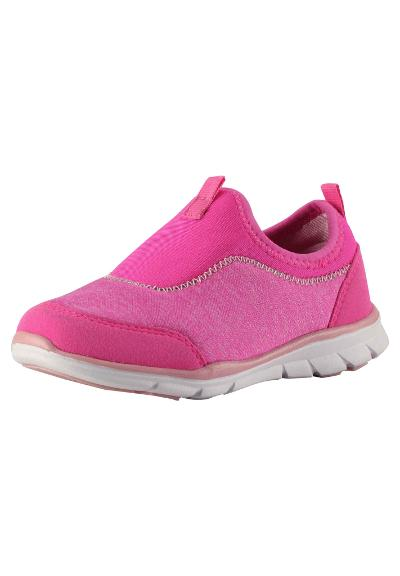 Toddlers' pull-on sneakers Spinner Candy pink