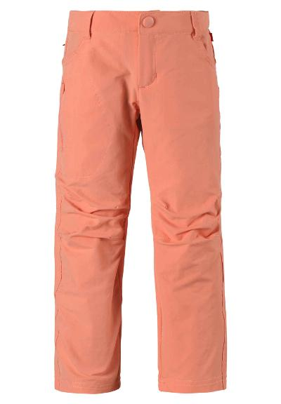 Kids' mid-season pants Sway Coral Pink