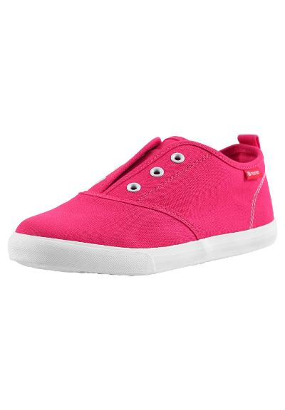 Kinder Sneaker Stepping Berry pink