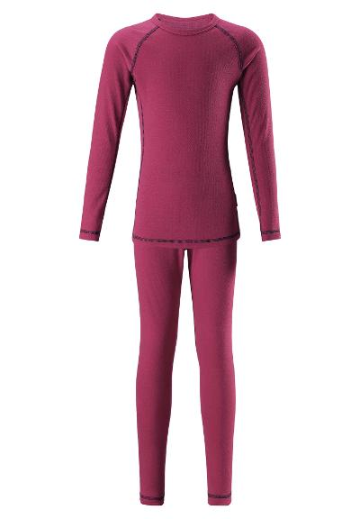 Thermal set, Lani Cranberry pink Cranberry pink