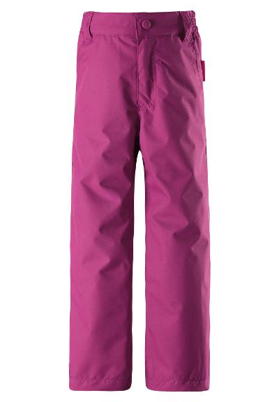 Kids' mid-season pants Slana Berry pink