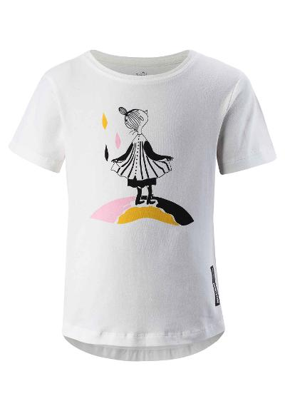 Kleinkinder T-Shirt Moomin Lyckling  Off white