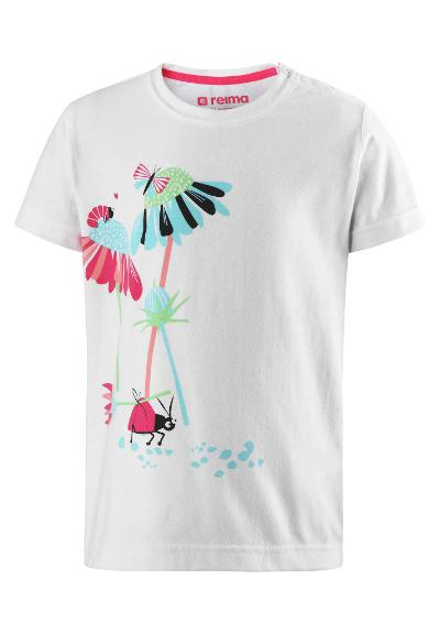 Kinder T-Shirt Kampela White