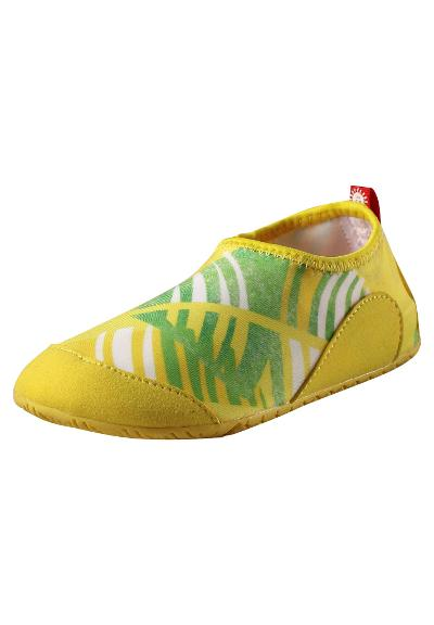 Kids' swim shoes Twister Yellow
