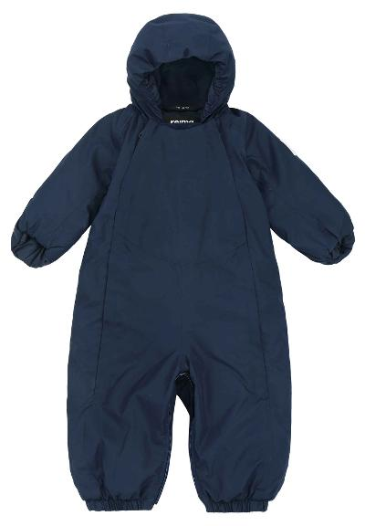 Babies' down snowsuit/sleeping bag Polarfox Navy