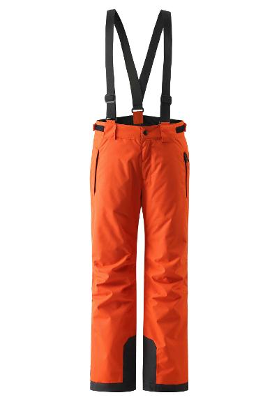 Kids' ski trousers Takeoff Orange