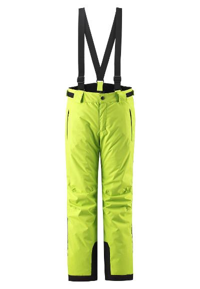 Barn skidbyxor Takeoff Lime green