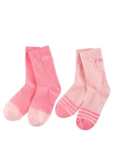 Kids' socks MyDay Powder pink