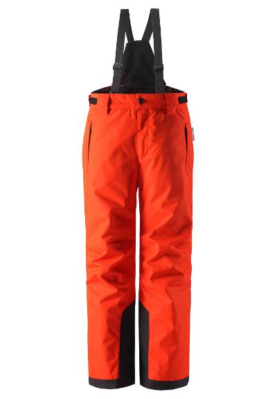 Kids' ski trousers Wingon Orange