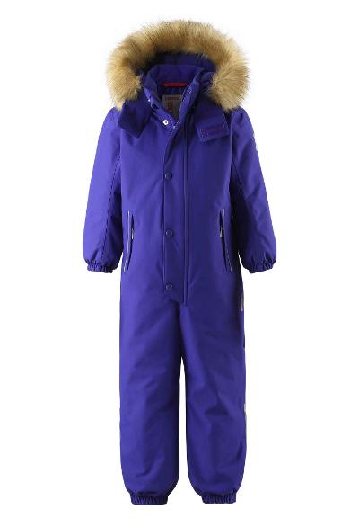 Kids' winter snowsuit Stavanger Violet