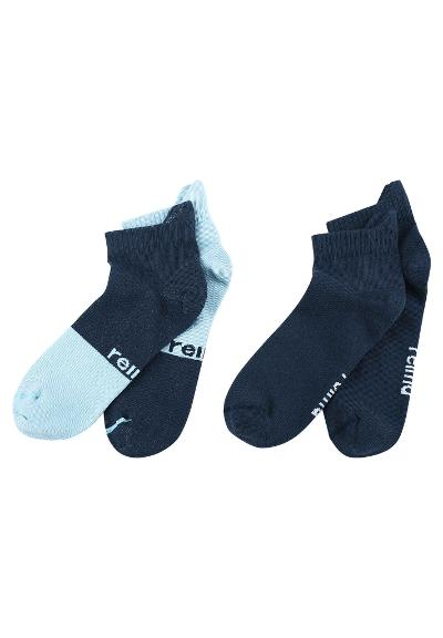 Kinder Socken Summer Day 2er Pack  Navy