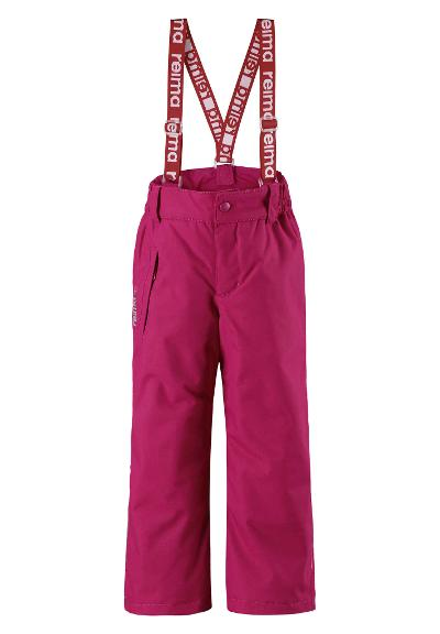 Reimatec Kinder Schneehose Loikka AW18 Cranberry pink