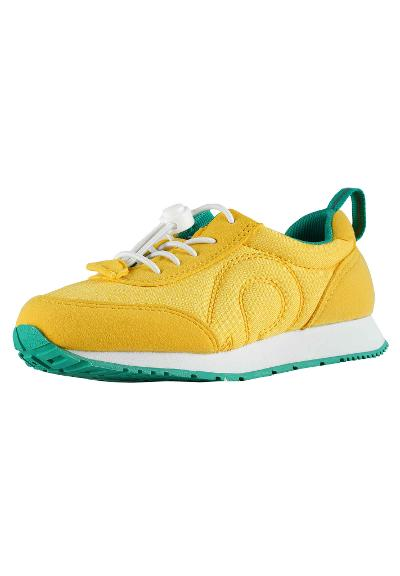 Barn sneakers Elege Lemon yellow