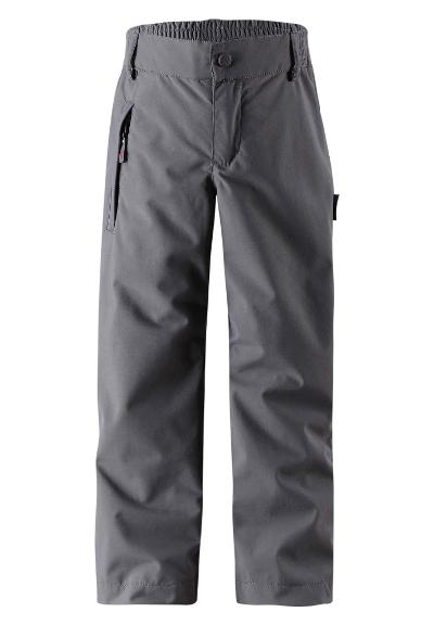 Kids' Reimatec® mid-season pants Timmi Soft grey