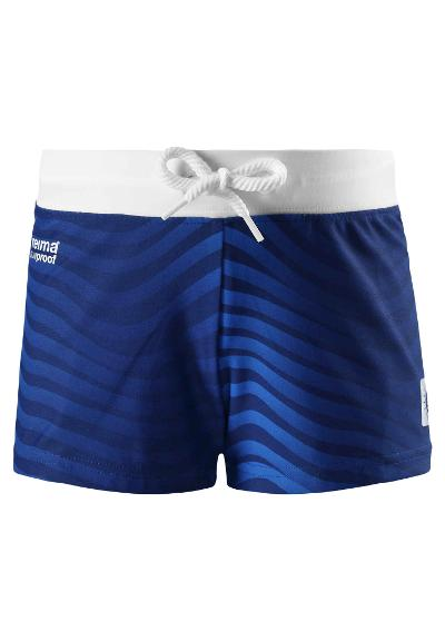 Kids' swim trunks Tonga Blue