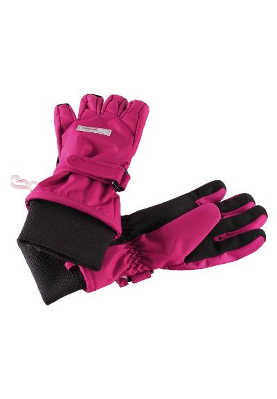 Reimatec mid-season gloves Pivo Cranberry pink