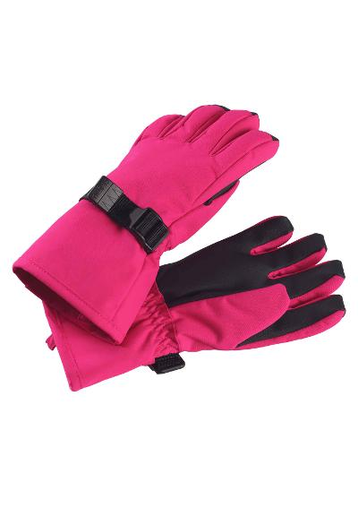 Kinder Winter Handschuhe Tartu Raspberry pink
