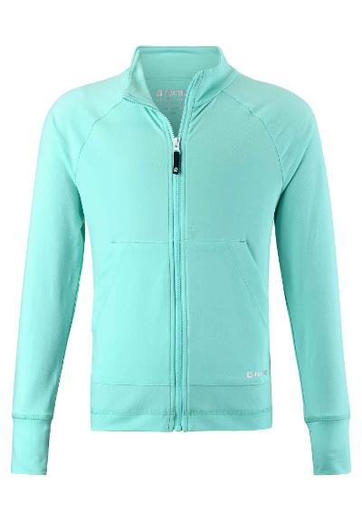 Kinder Xylitol Cool Sweatshirt Block  Light turquoise