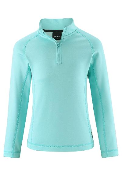 Kinder Sweatshirt Valissa Light turquoise