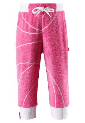 Kids' UV-pants Buoy Raspberry red