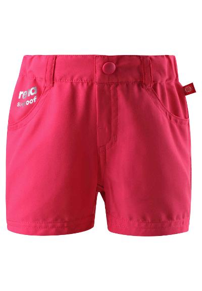 Toddlers' shorts Solskin Candy pink