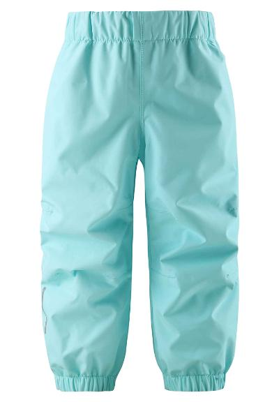 Kids' spring trousers Kaura Light turquoise