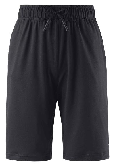 Sports shorts til børn Plante Black
