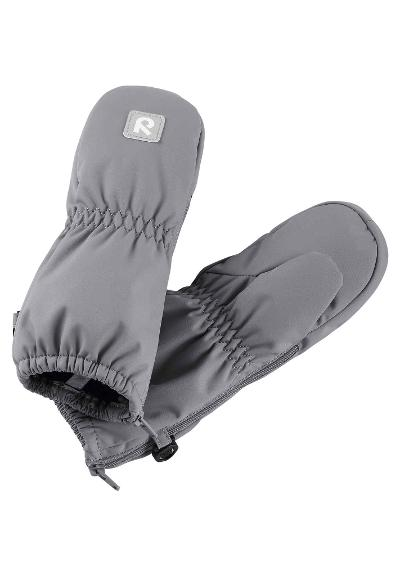 Toddlers' winter mittens Tassu Soft grey