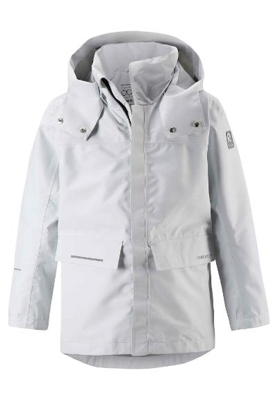 Recyclebare Kinderjacke Voyager  White