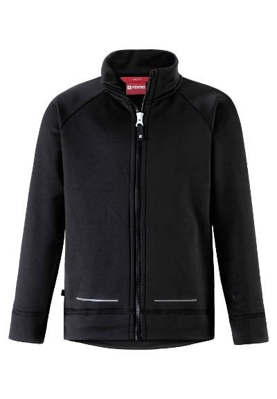 Juniors' fleece jacket Loue Black
