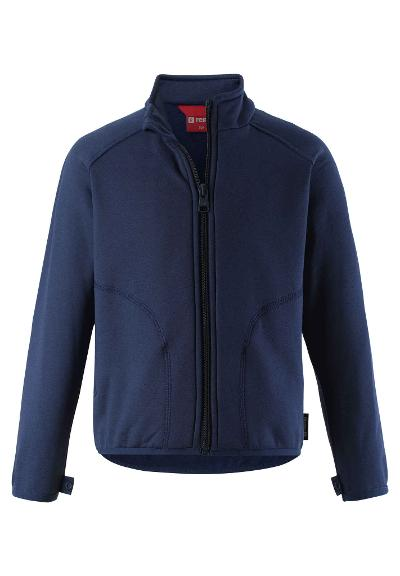 Kinder Sweatjacke Klippe Navy