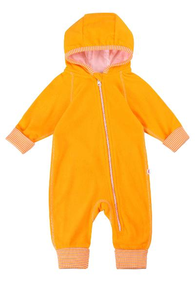 Baby fleecedress Jolla Mango