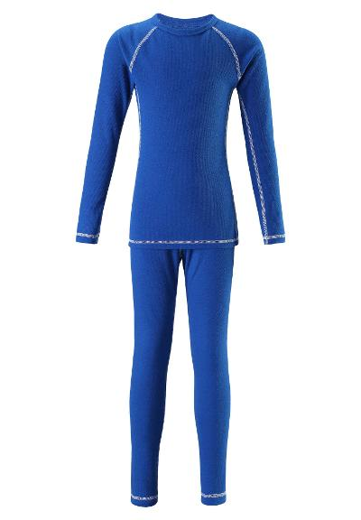 Kids' base layer set Lani Blue