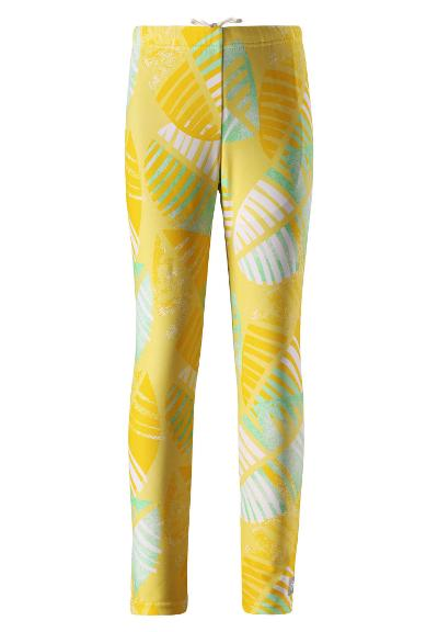 Kinder Leggings Curuba Yellow