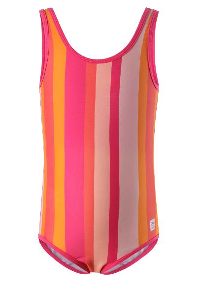 Kids' swimsuit Sumatra Berry pink