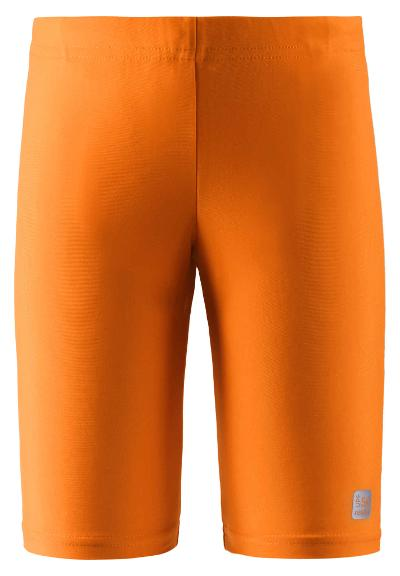 Kinder UV-Radler Badehose Santorini  Orange