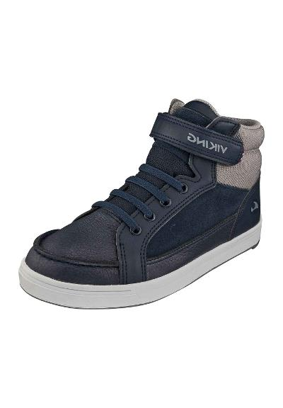 Viking kengät Moss Mid Navy/Granite