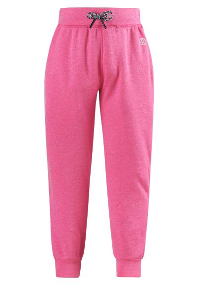 Barn collegebyxor Vove Candy pink