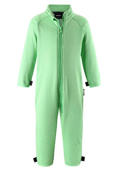 Toddlers' all-in-one Vuoro Light green